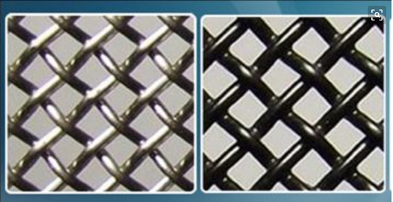 11×11 Fine Stainless Steel Security Screen Powder Coated Corrosion Resistant