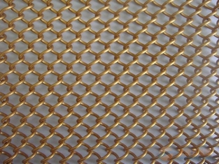 Architectural Stainless Steel Wire Mesh Screen For Metal Curtains And Separations