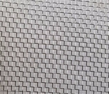 Ultra Fine Micron Stainless Steel Square Mesh Plain Weave Anti - Acid And Alkali