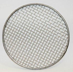 Durable Stainless Steel Filter Disc , Round Stainless Steel Filter Screen Customized