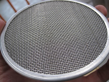 Stainless Coffee / Tea / Oil Filter Disc / Filter Wire Mesh High Filter Rating
